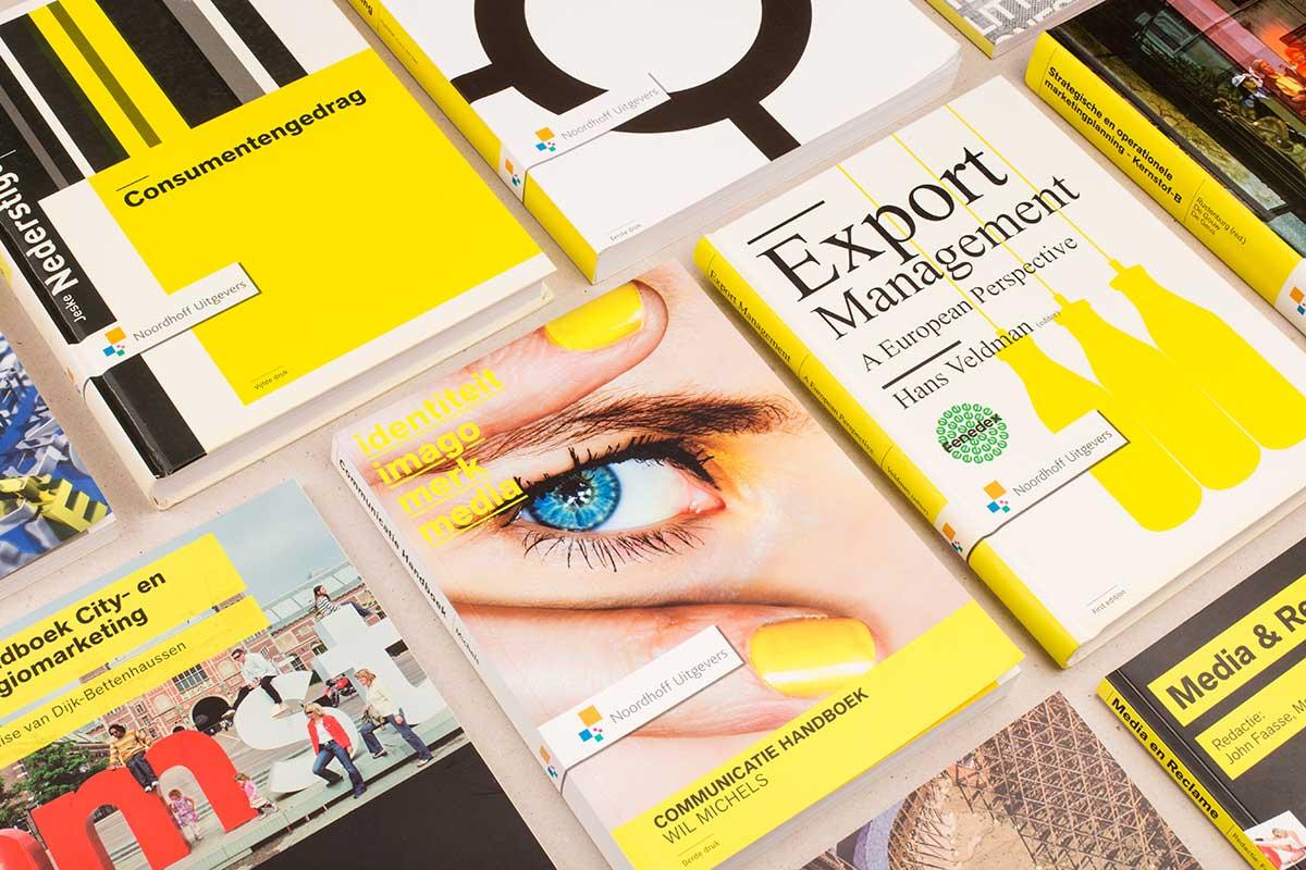 Noordhoff uitgevers 100pk grafisch ontwerper paul kooi - Hoe je je studio ontwikkelt ...